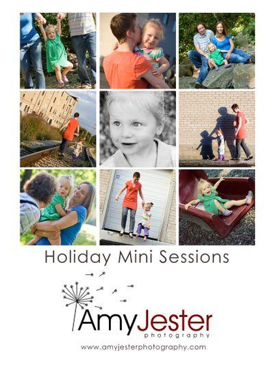 Holiday mini 2009 ajp 5x7 postcard reedit